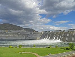 Grand Coulee Dam by Synaptica