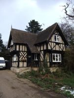 Tudor Cottage by fuguestock