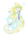 Sea Horse by punipaws