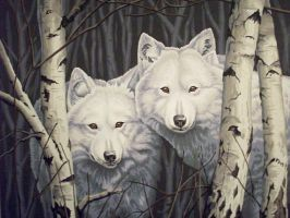 Wolves by yoliee