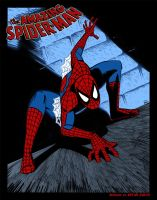 Spiderman by BryanBaugh