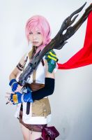 FFXIII // 02 by Vega-Highwell