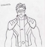 Cyclops by Comicfanatic83