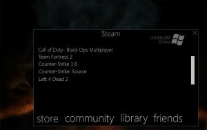 Metro Steam Zune Style by MrTechnoholic
