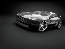 Aston Martin - Customised by ya3