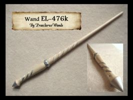 ''Silver Spear'' EL-476k by PraeclarusWands
