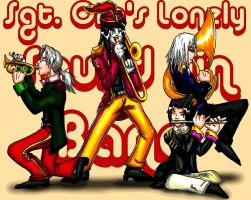 Sgt Oros Lonely Sound Nin Band by Yakushi--Kabuto