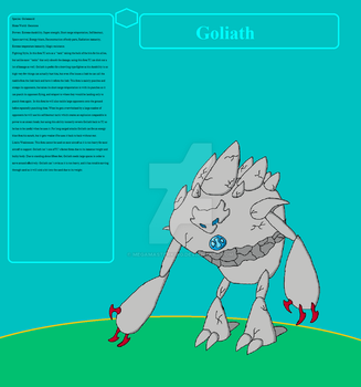 Goliath ref by MegaMasterKing