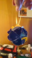 Icosahedral Ornament by gpsc