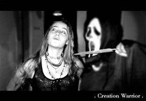 .Creation Warrior ID. by RozlynnWaltz