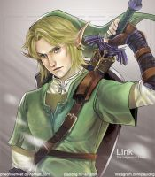 Legend of Zelda - Link by pheonixefreet