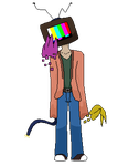 Colourful Pixels (GIF) by Emptyproxy
