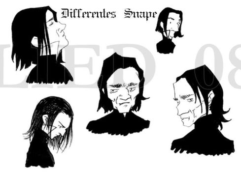 Snape...S by lied