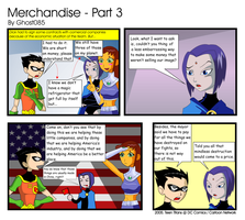 Merchandise - part 3 by ghost085