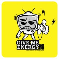 Give me Energy by metalkid