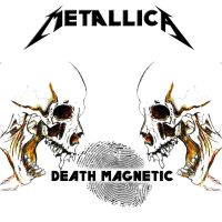 Metallica- Death Magnetic by pillarofFaith