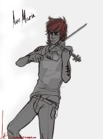 -Ave Maria- (Punk!Hiccup) by KT-ExReplica