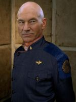 Commander Picard by Bebbe88