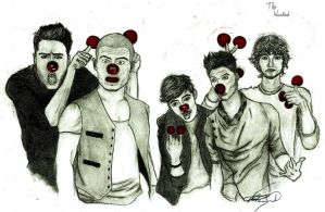 The Wanted (Scanned) by Ttishi