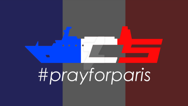 #prayforparis by cruiseshipz