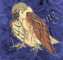 $5 Vulture Design SOLD by LoboSong
