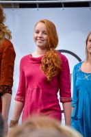 Redhead Days 2013 - Beauty on the catwalk by Aardbewoner