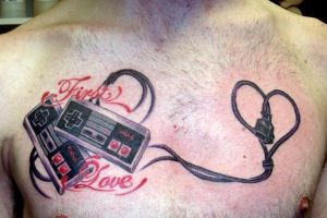 First Love by tattoosbybob