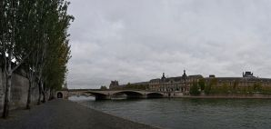 The Seine 4 panorama by Wess4u