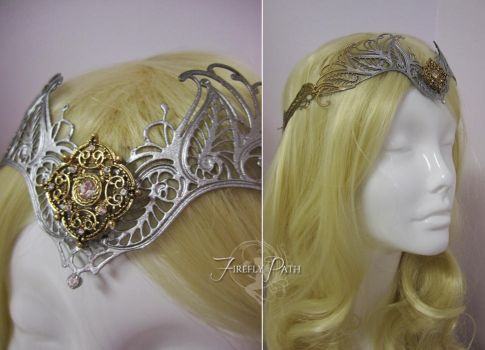 Galadriel Inspired Crown by Firefly-Path