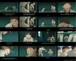 Oofuri:SPOILERandHINT AbexRen by candycoated-AI