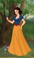 Snow White by AnneMarie1986
