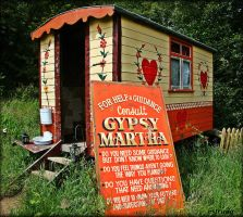 Gypsy Martha by Estruda