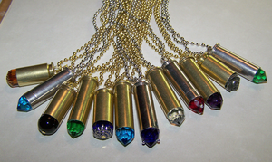 Beautiful Bullets by mymysticgems