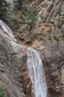 Colorado, waterfall 5 by Yewrezz