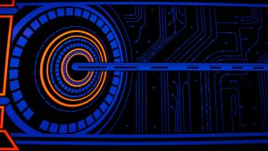 Circuit Tron-3 by TDProductionStudios