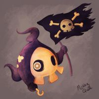 Pirate Duskull