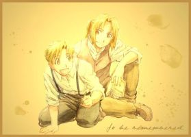 FMA - To Be Remembered. by Murasaki-Tori