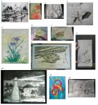 collection of iolii art by Iolii