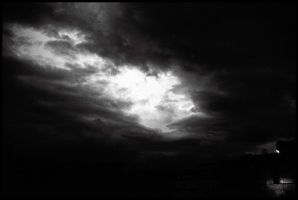 A darkness coming by echomrg