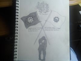 My CTE Drawing by avengedsevenfold95
