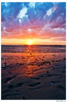 Altona Sunset by DanielleMiner