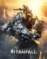 TITANFALL - xbox mag cover by 2buiArt