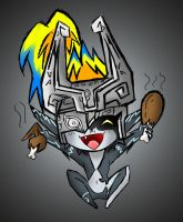 Midna: The Chief Chicken by Musetrigger