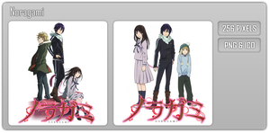 Noragami - Anime Folder Icon by Aven-23