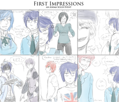 :AS: Kei's First Impressions by Altalia