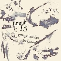 Tumult Grunge Brushes by kanonliv