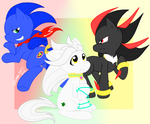 .:MLP-Sonic:. Who Pooped Out These Ponies by SEGAMew