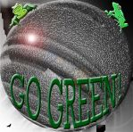 GO Green by jennystokes