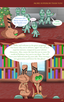 More Superior Than You: Page 41 by Fishlover