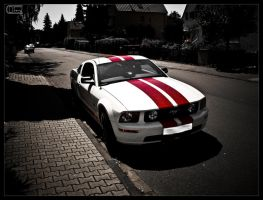 Ford Mustang V by Crank0